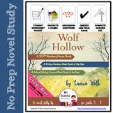 Novel Study: Wolf Hollow by Lauren Wolk--DIGITAL + final exam w/ Part A/B Qs