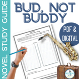 Bud, Not Buddy Novel Study