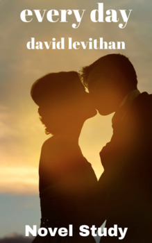 Novel Study for Every Day by David Levithan