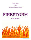 Novel Study for Firestorm