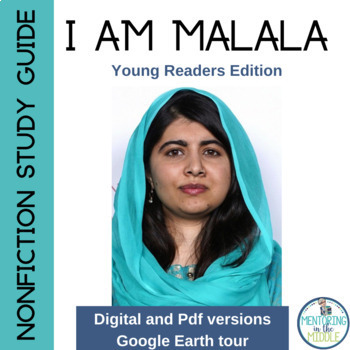I am Malala (young reader's edition) Novel Study
