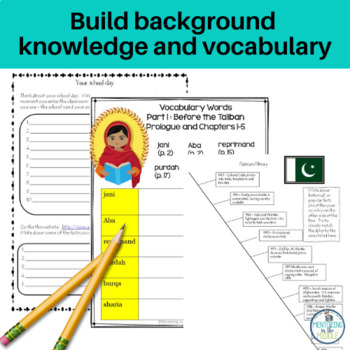 I am Malala (young reader's edition) - Nonfiction Study Guide