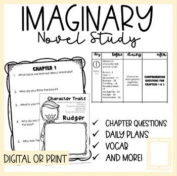 Imaginary by A. F. Harrold Novel Study