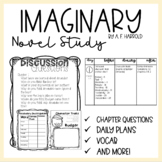 Imaginary by A. F. Harrold Novel Study