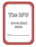 Novel Study for The BFG