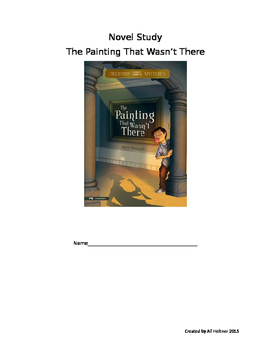 Novel Study for The Painting That Wasn't There by Steve Brezenoff
