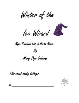 Novel Study of Winter of the Ice Wizard