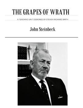 Novel Test - John Steinbeck's The Grapes of Wrath