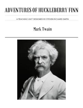 Novel Test - Mark Twain's Adventures of Huckleberry Finn