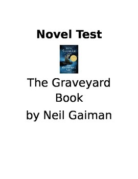 Novel Test: The Graveyard Book by Neil Gaiman