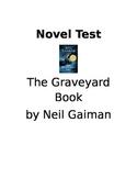 Novel Test: The Graveyard Book by Neil Gaiman