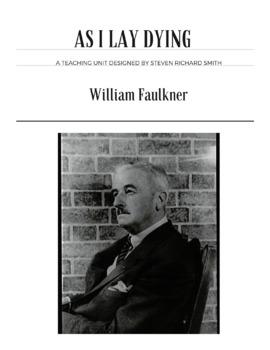 Novel Test - William Faulkner's As I Lay Dying