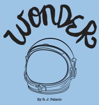 Novel Test for Wonder by R.J. Palacio