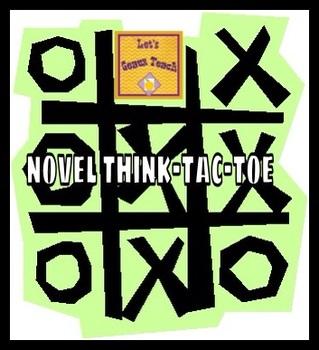 Novel Think-Tac-Toe