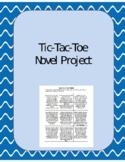 Novel Tic Tac Toe Project