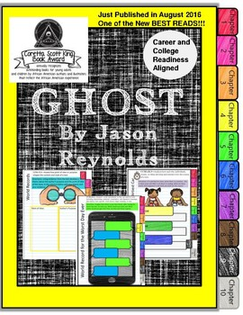 Novel Unit - Ghost by Jason Reynolds
