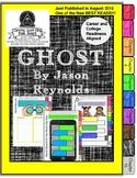Novel Unit - Ghost by Jason Reynolds