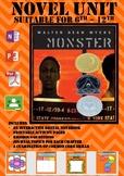 Novel Unit Monster by Myers