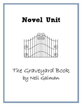 Novel Unit: The Graveyard Book by Neil Gaiman