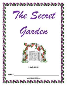 Novel Unit: 'The Secret Garden' by Frances Hodgson Burnett