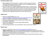 "Novel Unit for ""The Tarantula in My Purse"" by Jean Craighead George"
