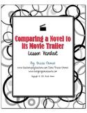 Novel and Movie Trailer Comparison Activity