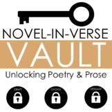 Novel in Verse Vault : Digital reading worksheets for nove
