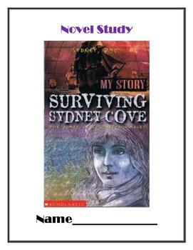 "Novel study - ""Surviving Sydney Cove"""