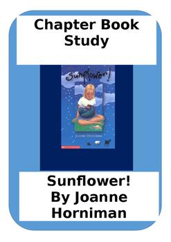 Novel study for Sunflower! By Joanne Horniman