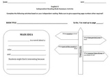 Literature summary packet