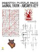 Novels : Animal Farm Puzzle Page (Wordsearch and Criss-Cross)