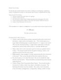Novels- project based learning
