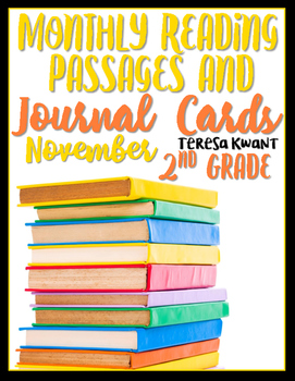 November 2nd Grade Reading Passages