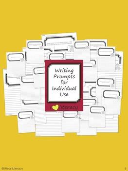 Writing Prompts November 4th Grade Common Core
