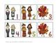 November ABC PATTERN Calendar