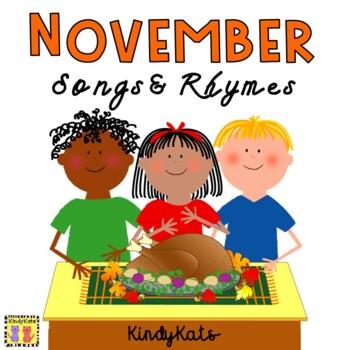 November: Songs & Rhymes