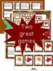 November Vocabulary Games and Activities Bundle
