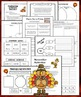 November Activities and Printables for Fall, Thanksgiving, and Veteran's Day
