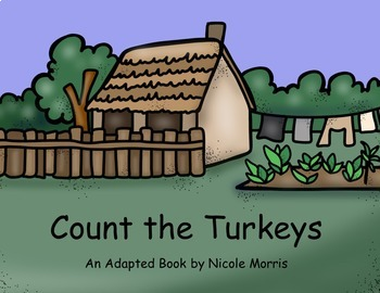 November Adapted Books for Special Education