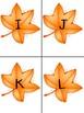 November Alphabet Cards