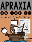 November Apraxia On the Go