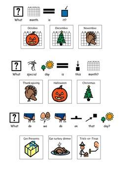 November Autism Activities