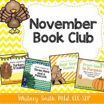 November Book Club Bundle