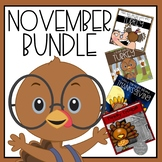 November Book Companion BUNDLE