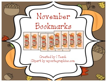 November Bookmarks