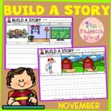 November Build a Story