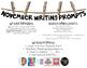 November Bulletin Board Writing Craft