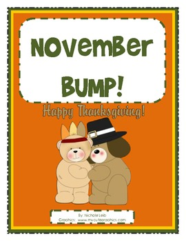 November Bump/Roll & Cover