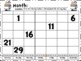 November Calendar Journal (Integrates math and literacy!)