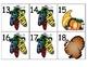 November Calendar Pattern